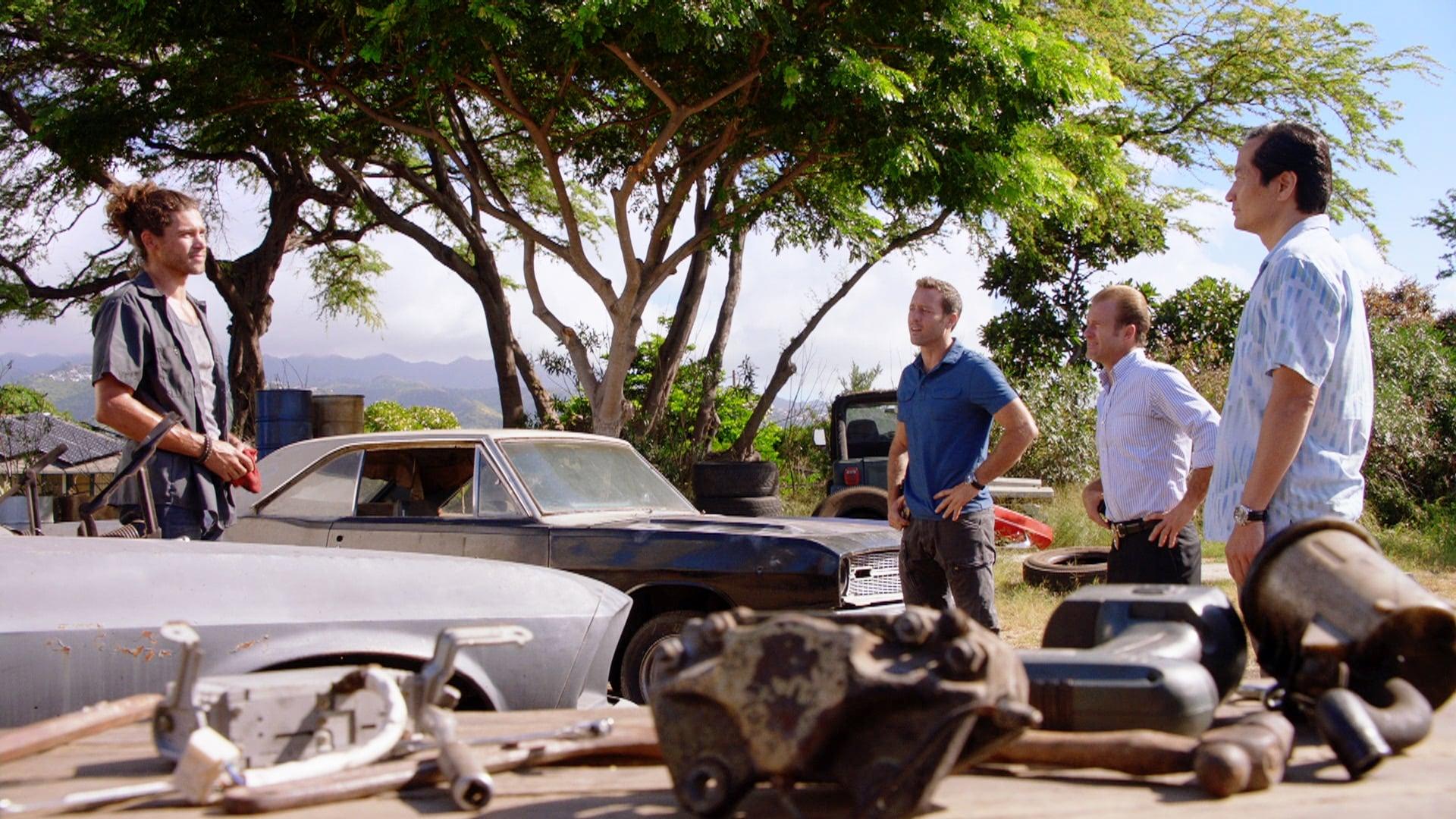 Hawaii Five-0 - Season 7 Episode 10 : Ka Luhi (The Burden)