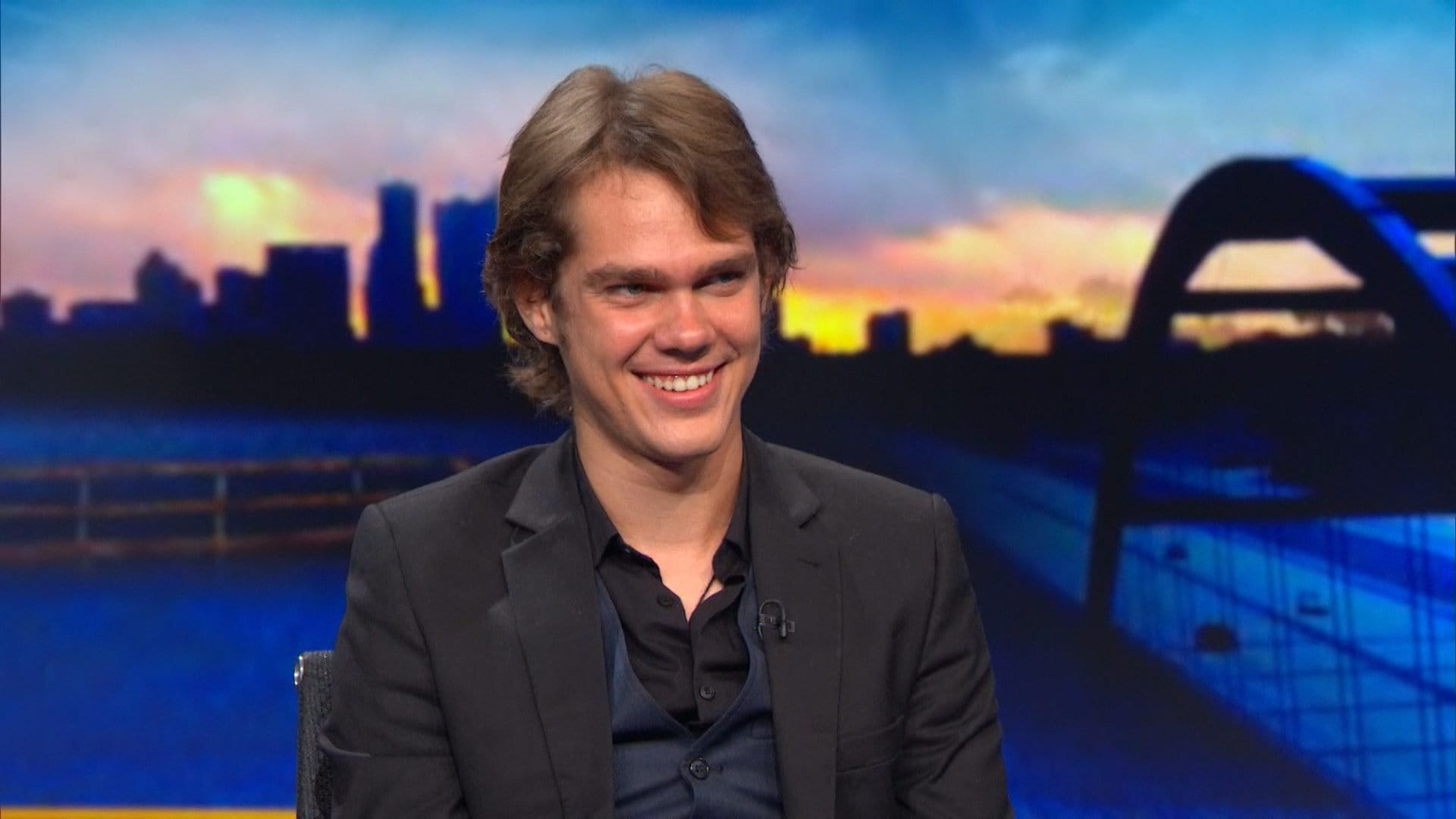 The Daily Show with Trevor Noah Season 20 :Episode 15  Ellar Coltrane