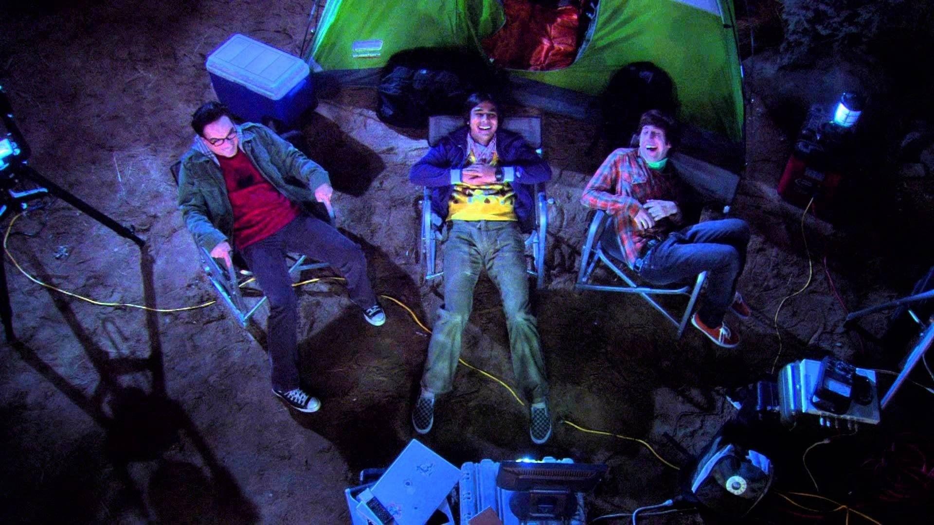 The Big Bang Theory Season 3 : The Adhesive Duck Deficiency