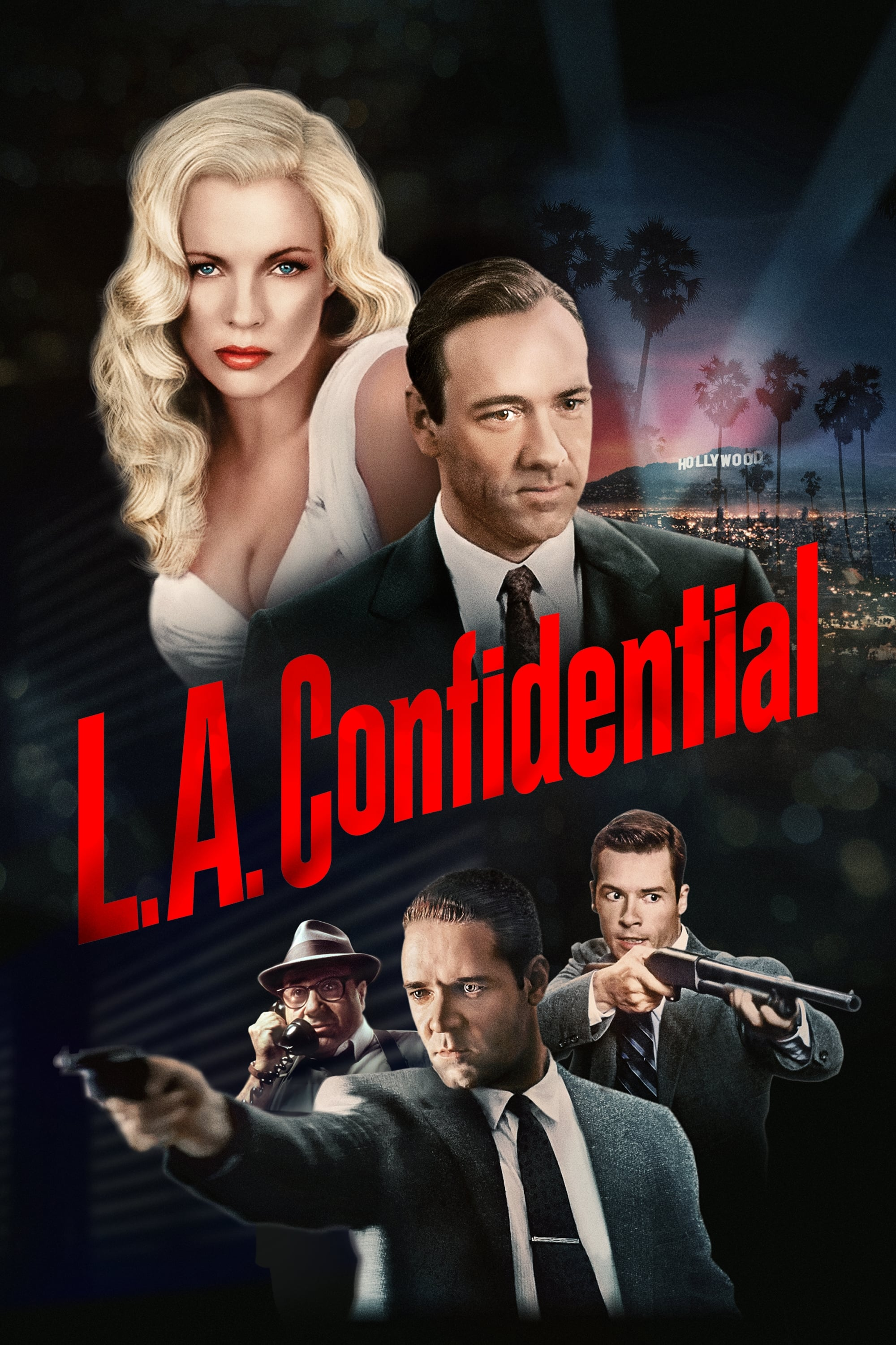 La confidential original poster