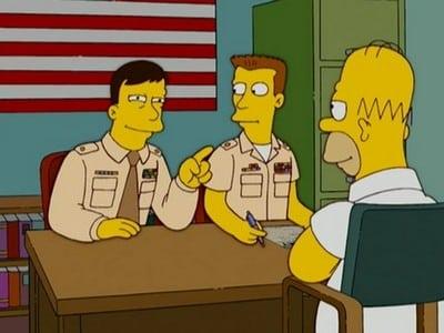 The Simpsons Season 18 :Episode 5  G.I.