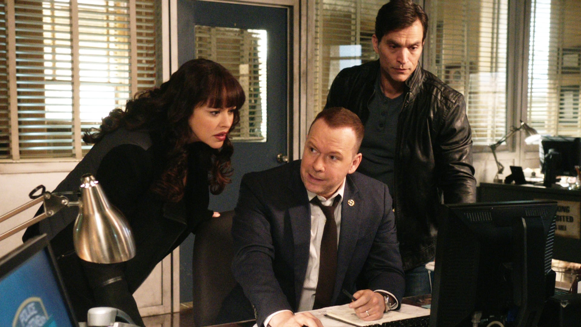 Blue Bloods Season 6 :Episode 19  Blast from the Past