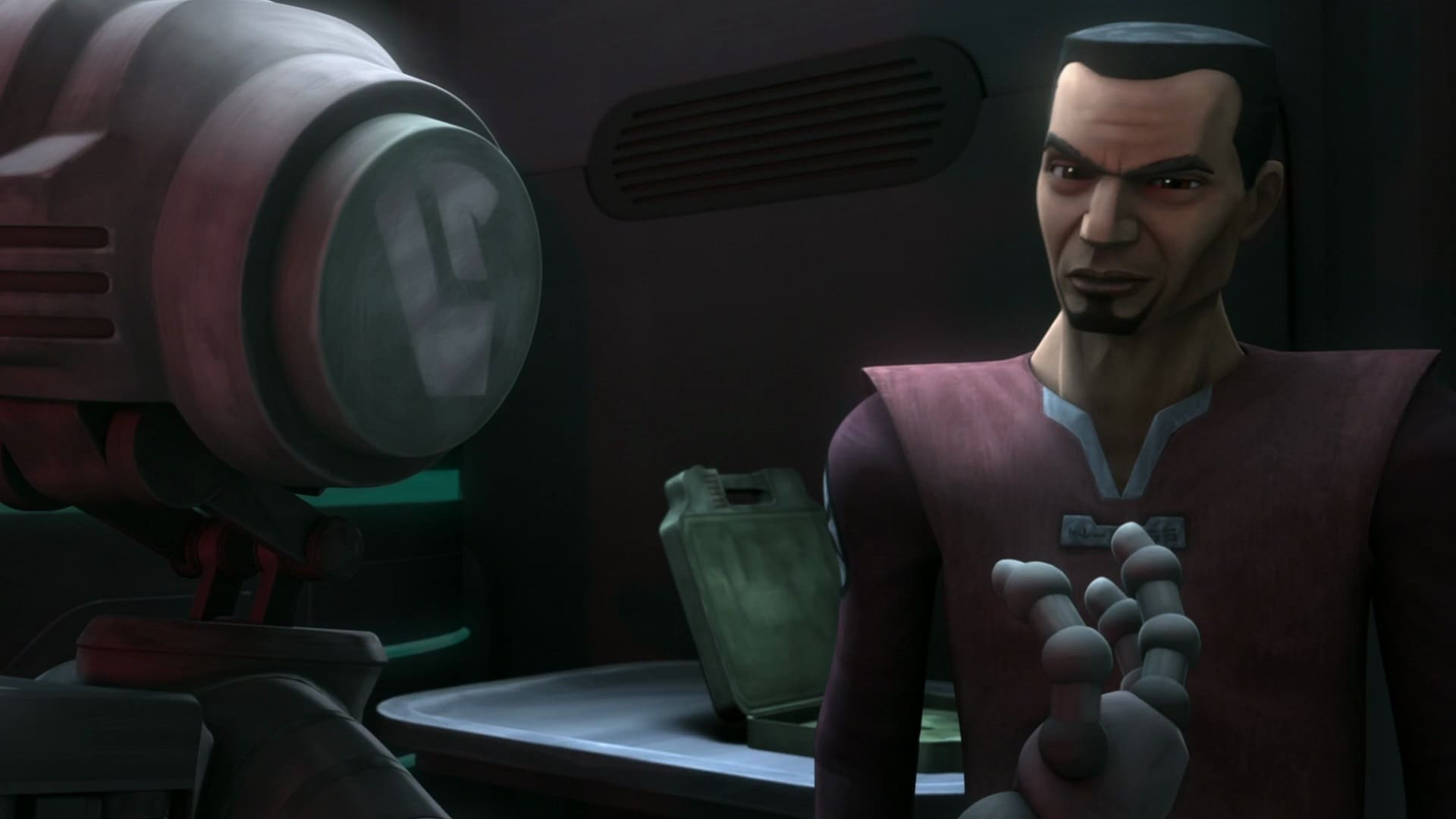 Star Wars: The Clone Wars - Season 6 Episode 3 : Fugitive