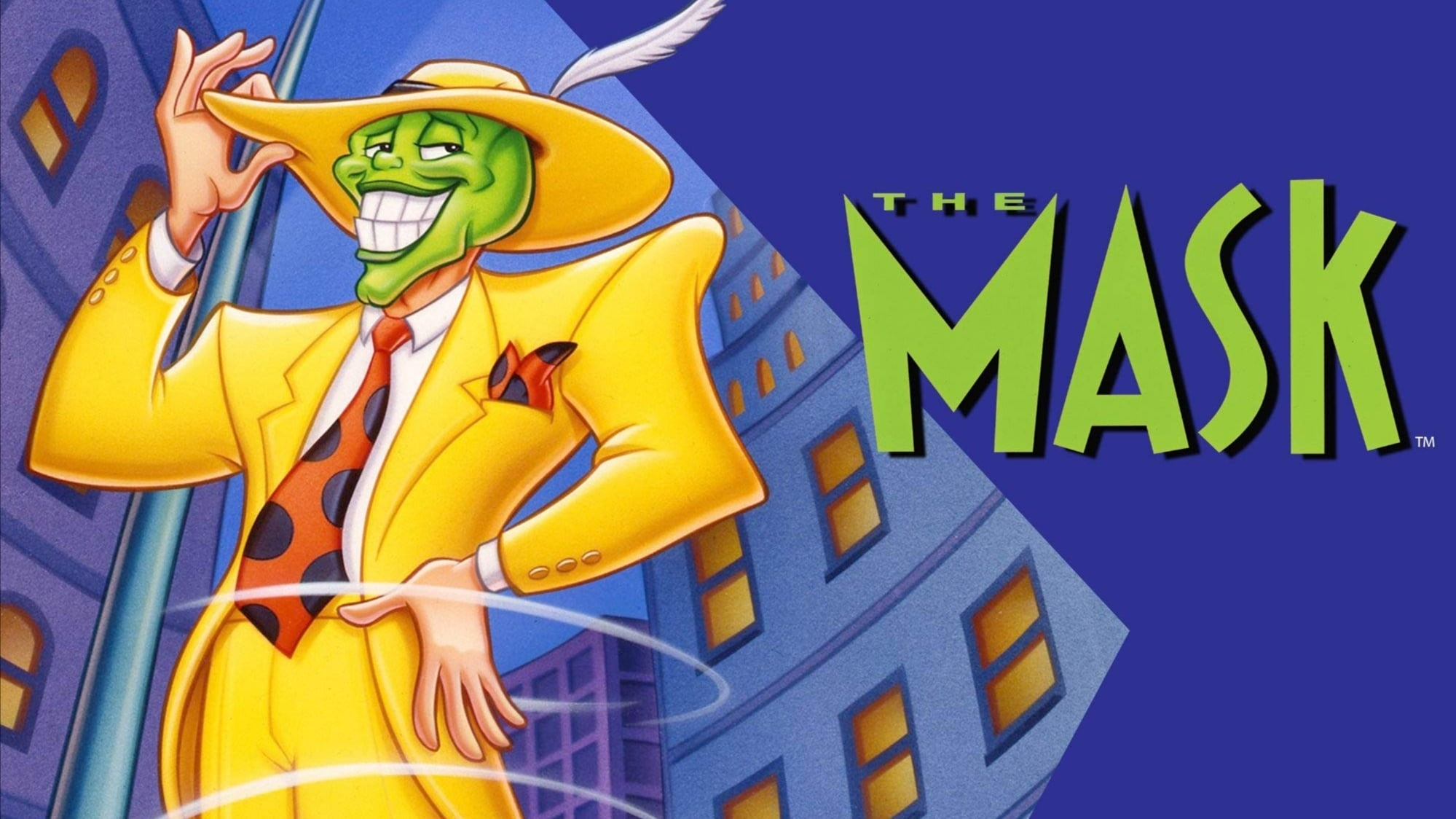 The Mask The Animated Series