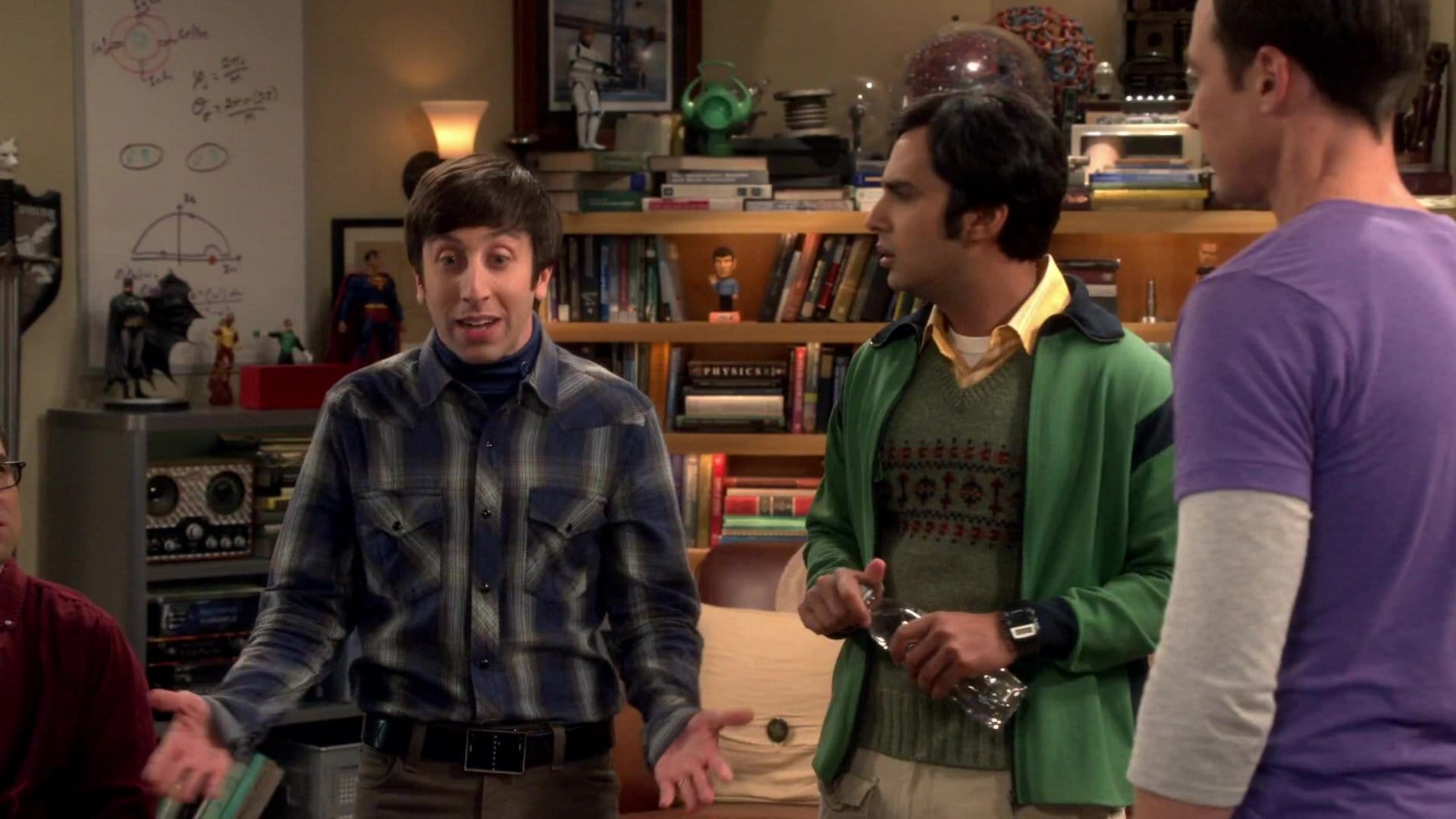 The Big Bang Theory Season 10 : The Military Miniaturization