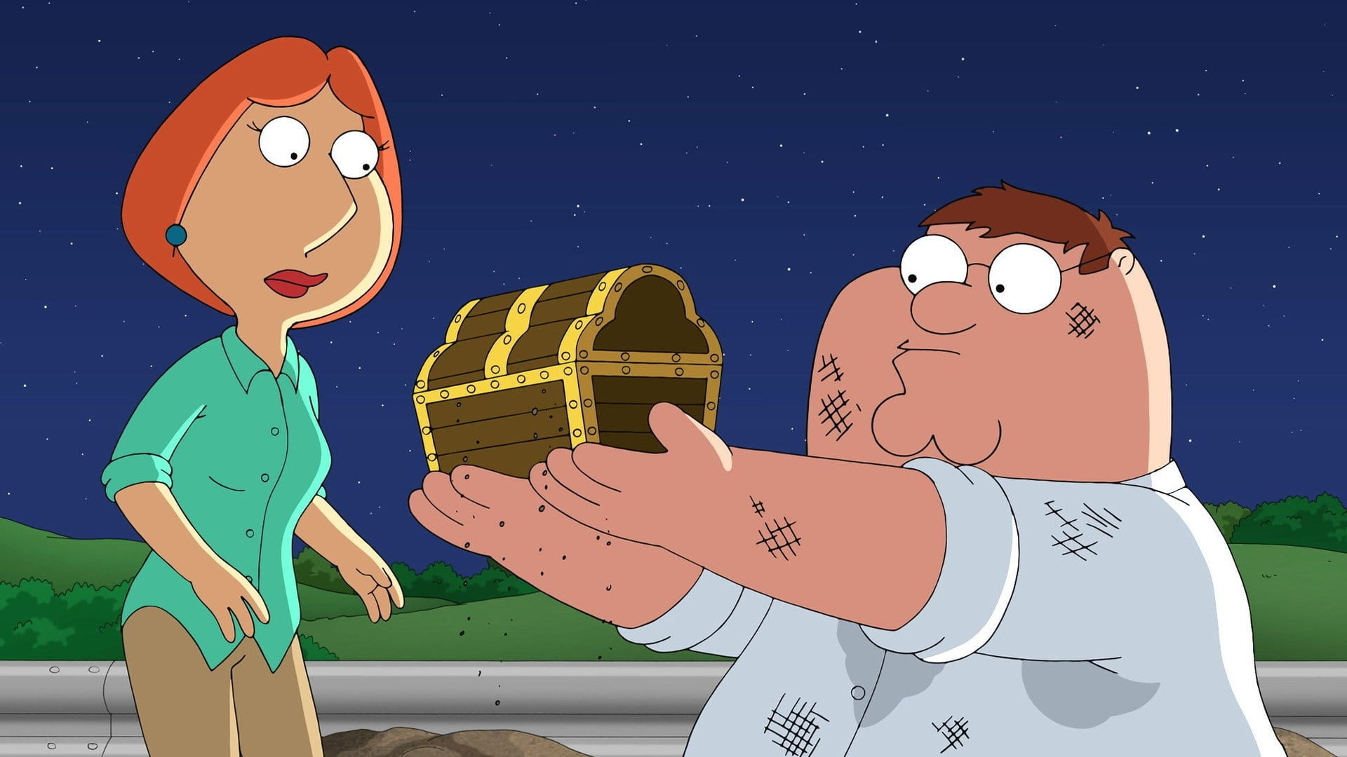 Family Guy - Season 12 Episode 1 : Finders Keepers
