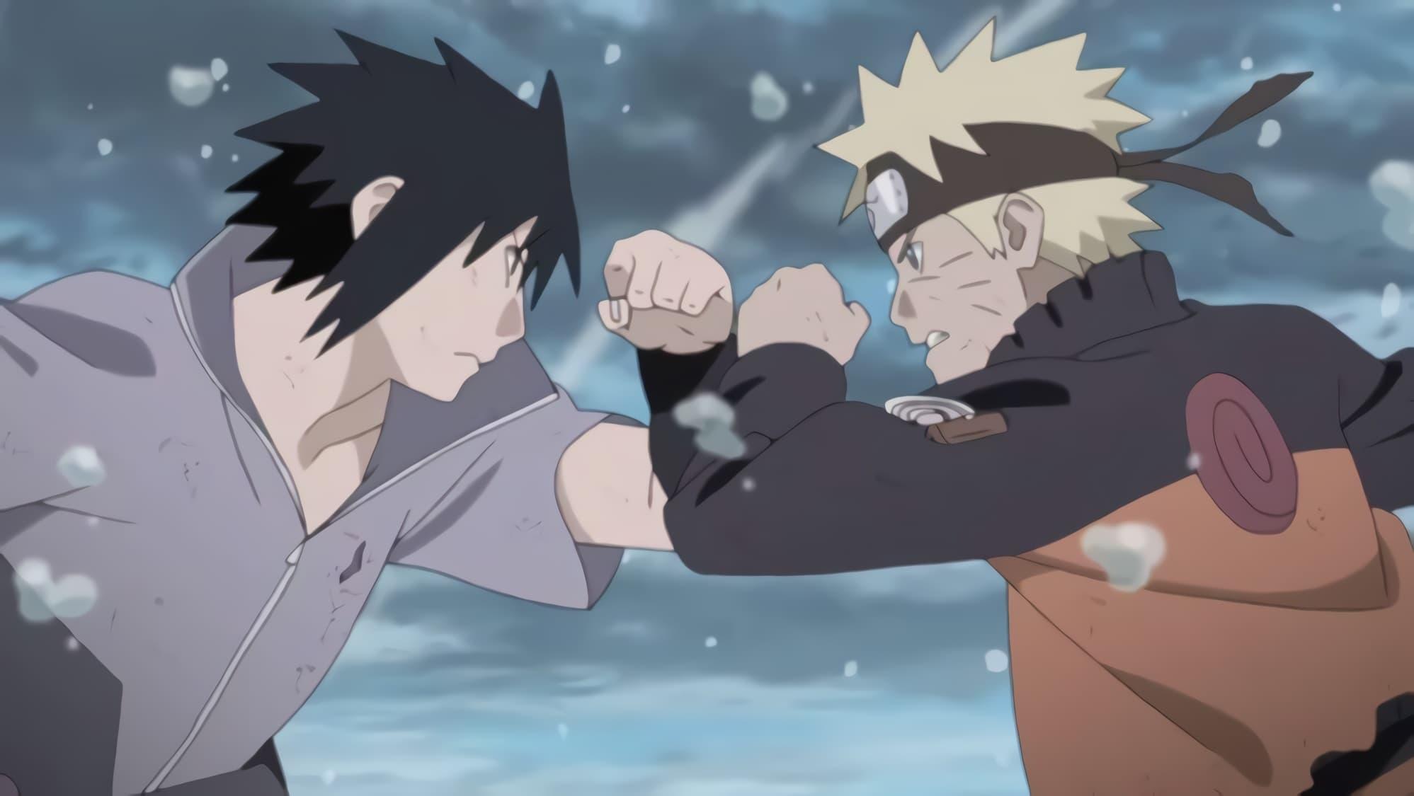 Naruto Shippūden - Paradise on Water
