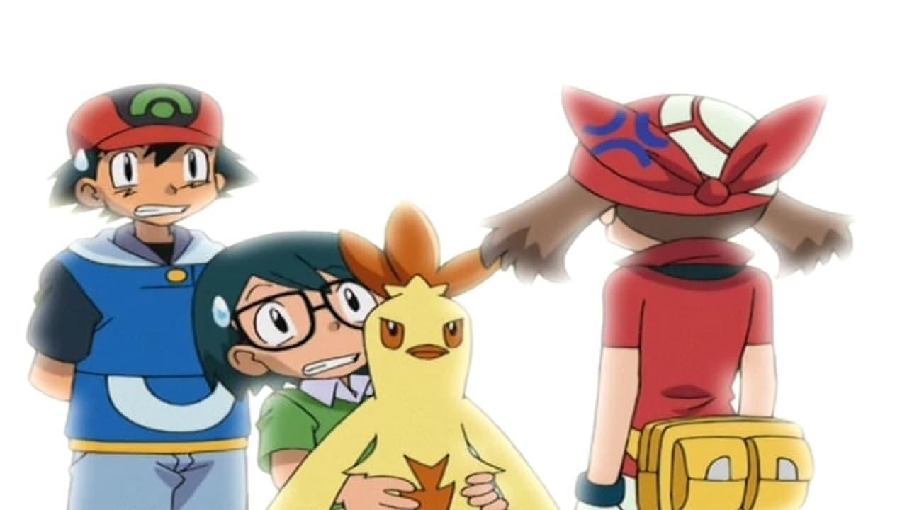 Pokémon Season 6 :Episode 34  Having a Wailord of a Time