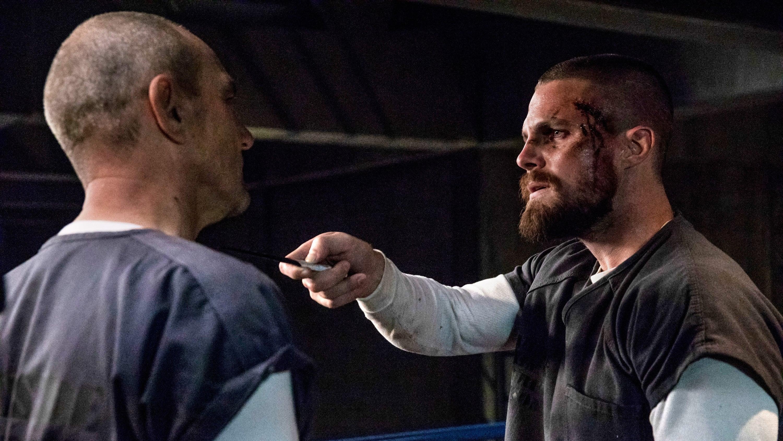 Arrow Season 7 :Episode 3  Crossing Lines