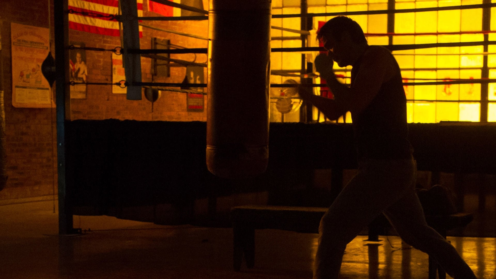 Marvel's Daredevil Season 1 :Episode 1  Into the Ring
