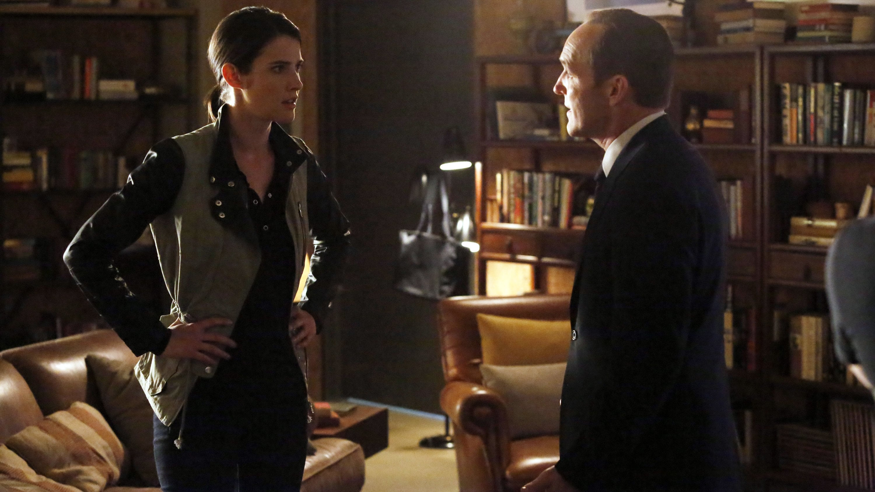 Marvel's Agents of S.H.I.E.L.D. Season 1 :Episode 20  Die dunkelste Stunde