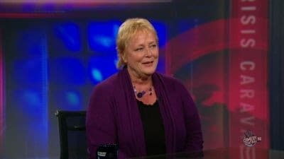 The Daily Show with Trevor Noah Season 15 :Episode 124  Linda Polman