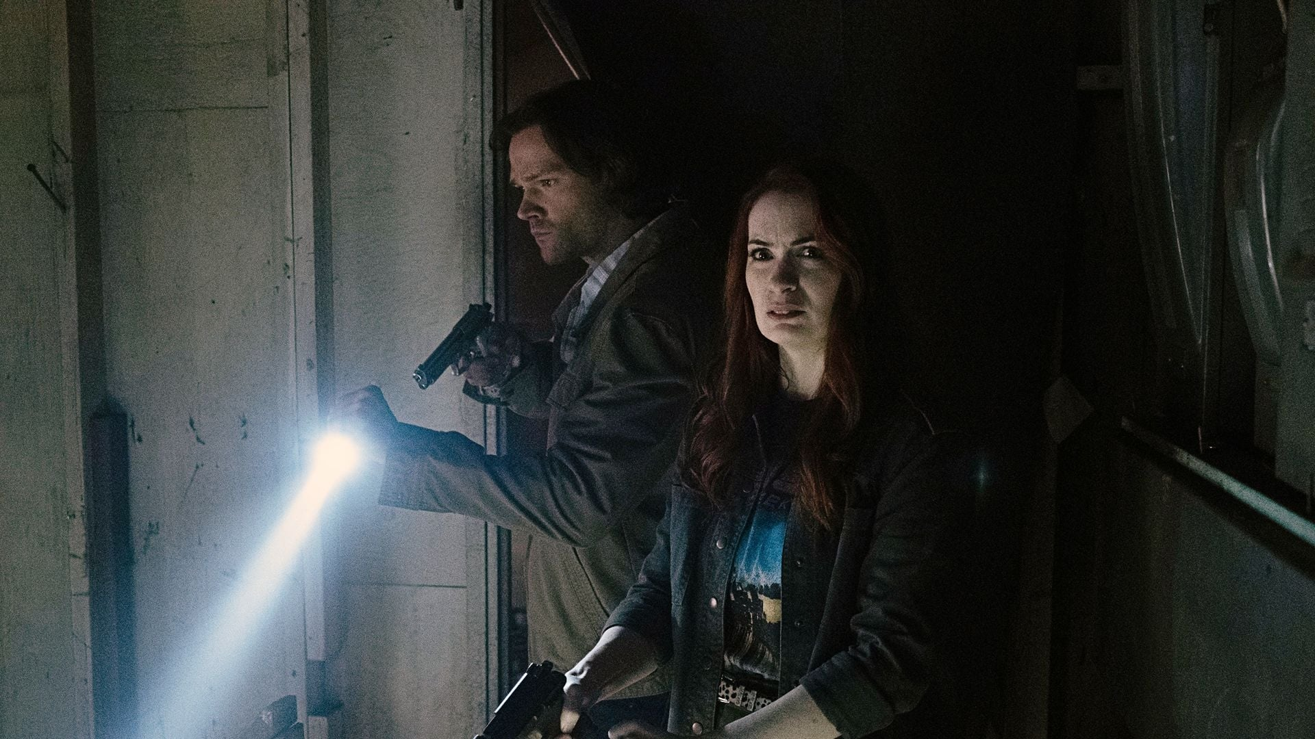 Supernatural Season 14 :Episode 6  Optimismus