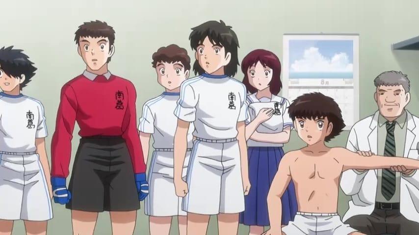 Captain Tsubasa (2018) • S01E39