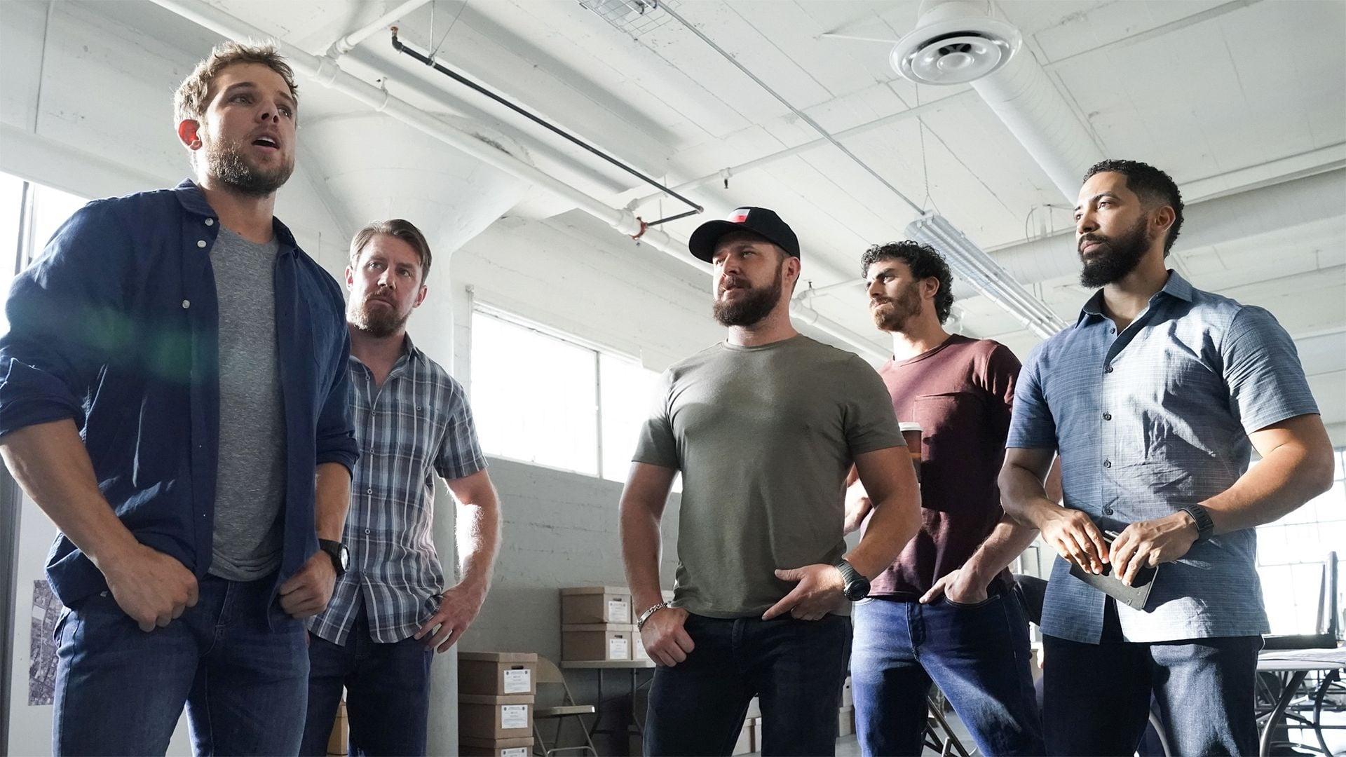 SEAL Team - Season 2 Episode 8 : Parallax