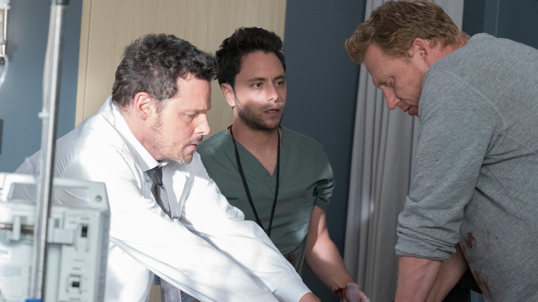 Grey's Anatomy Season 16 :Episode 4  Folge 4