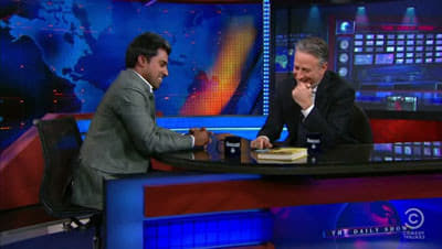 The Daily Show with Trevor Noah Season 16 :Episode 13  Anand Giridharadas