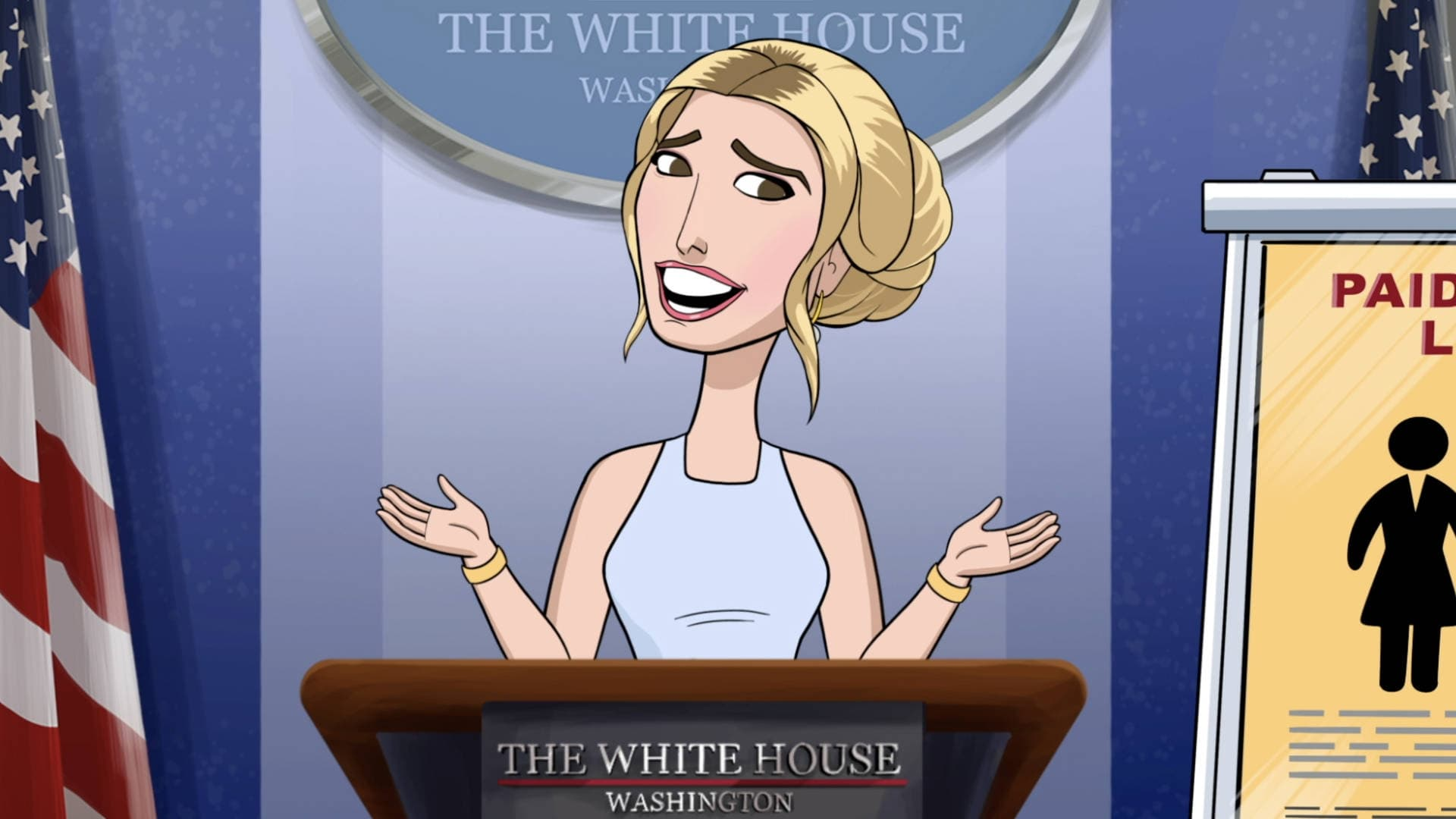 Our Cartoon President • S01E04