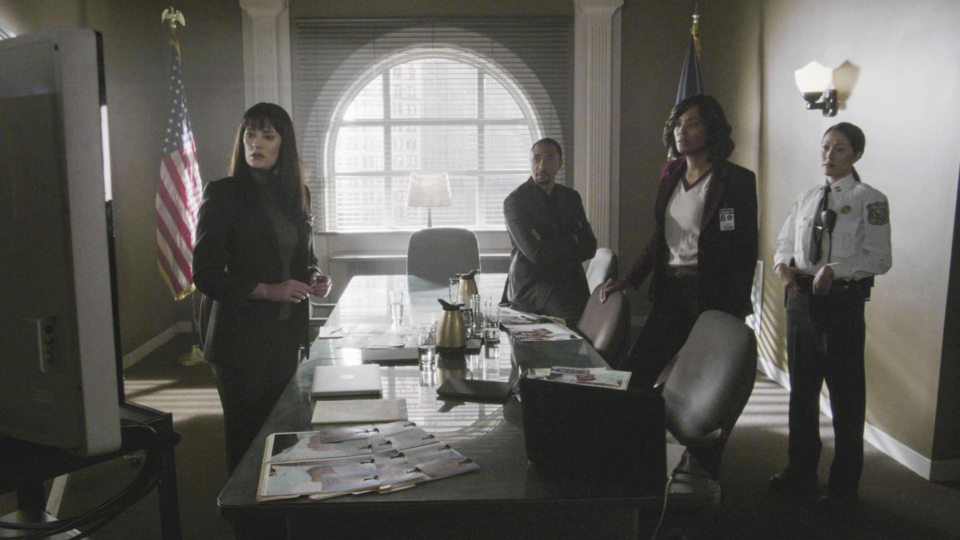 Criminal Minds Season 12 :Episode 15  Alpha Male