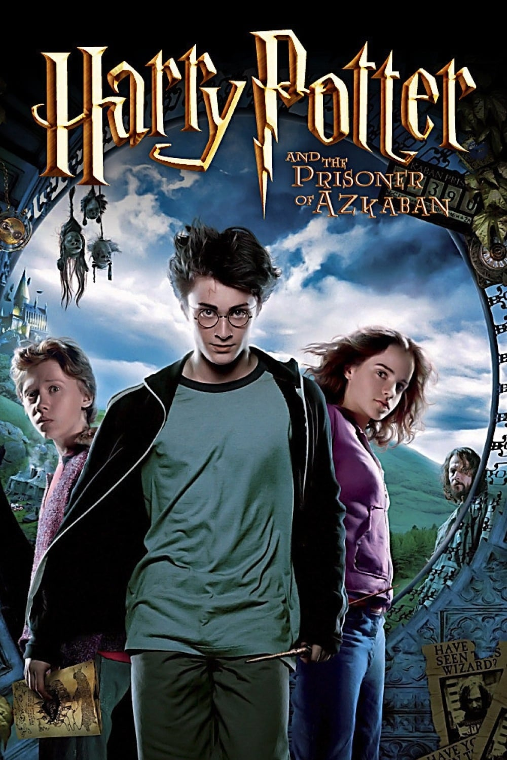 harry potter and the prisoner of Directed by alfonso cuarón with daniel radcliffe, emma watson, rupert grint,  richard griffiths it's harry's third year at hogwarts not only does he have a new .