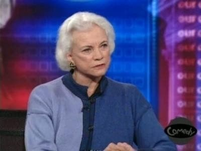 The Daily Show with Trevor Noah Season 14 :Episode 30  Sandra Day O'Connor