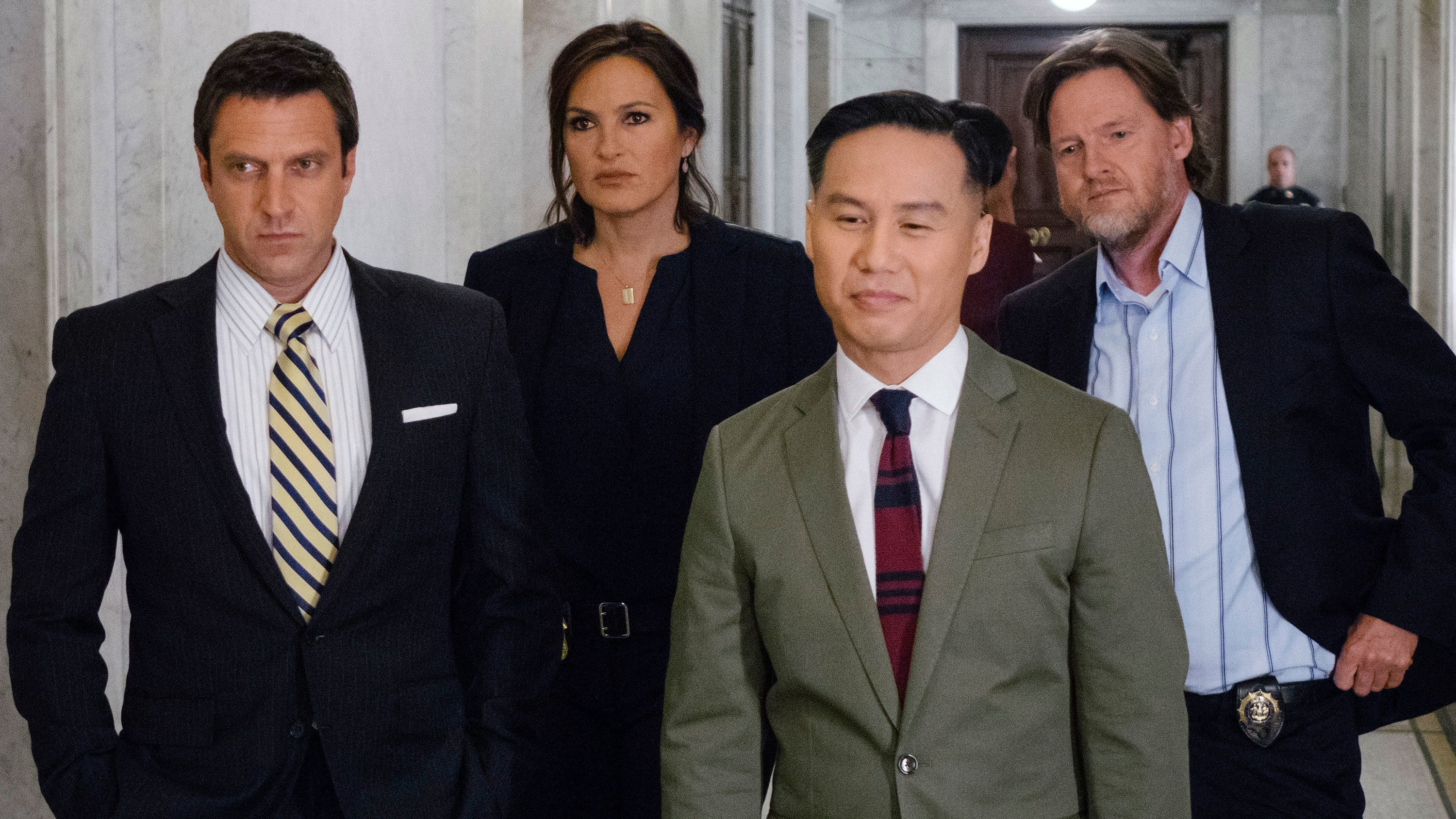 Law & Order: Special Victims Unit - Season 15 Episode 23 : Thought Criminal