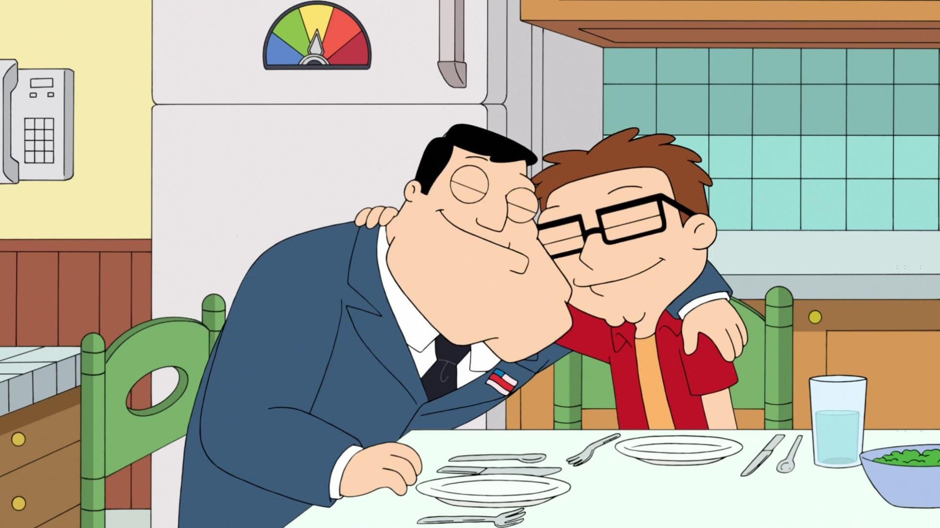 American Dad! Season 13 :Episode 21  Next of Pin
