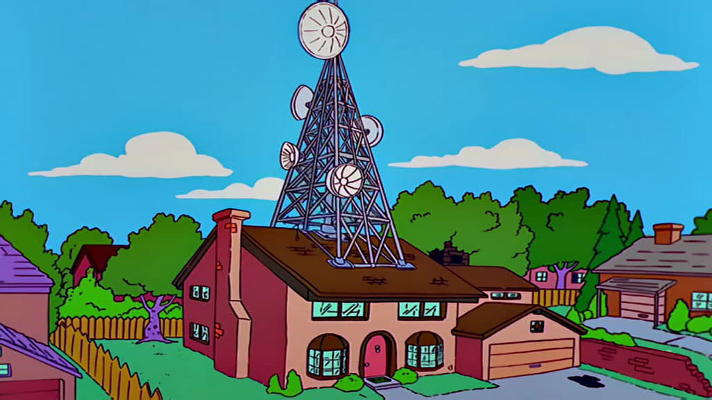 The Simpsons - Season 10 Episode 16 : Make Room for Lisa