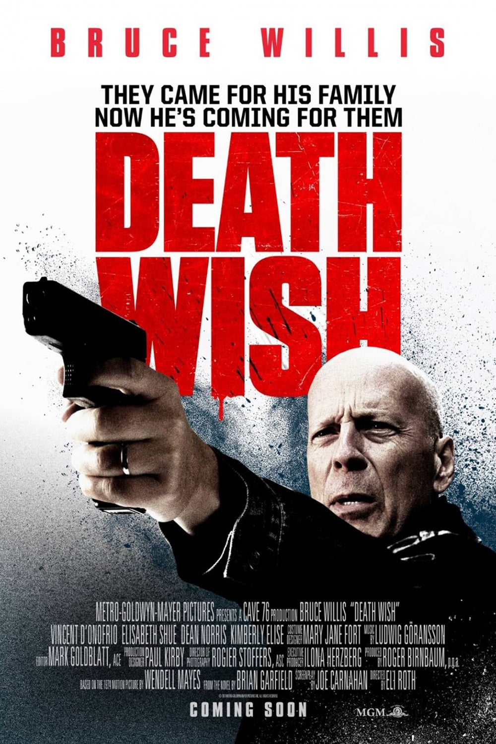 El justiciero (Death Wish) ()