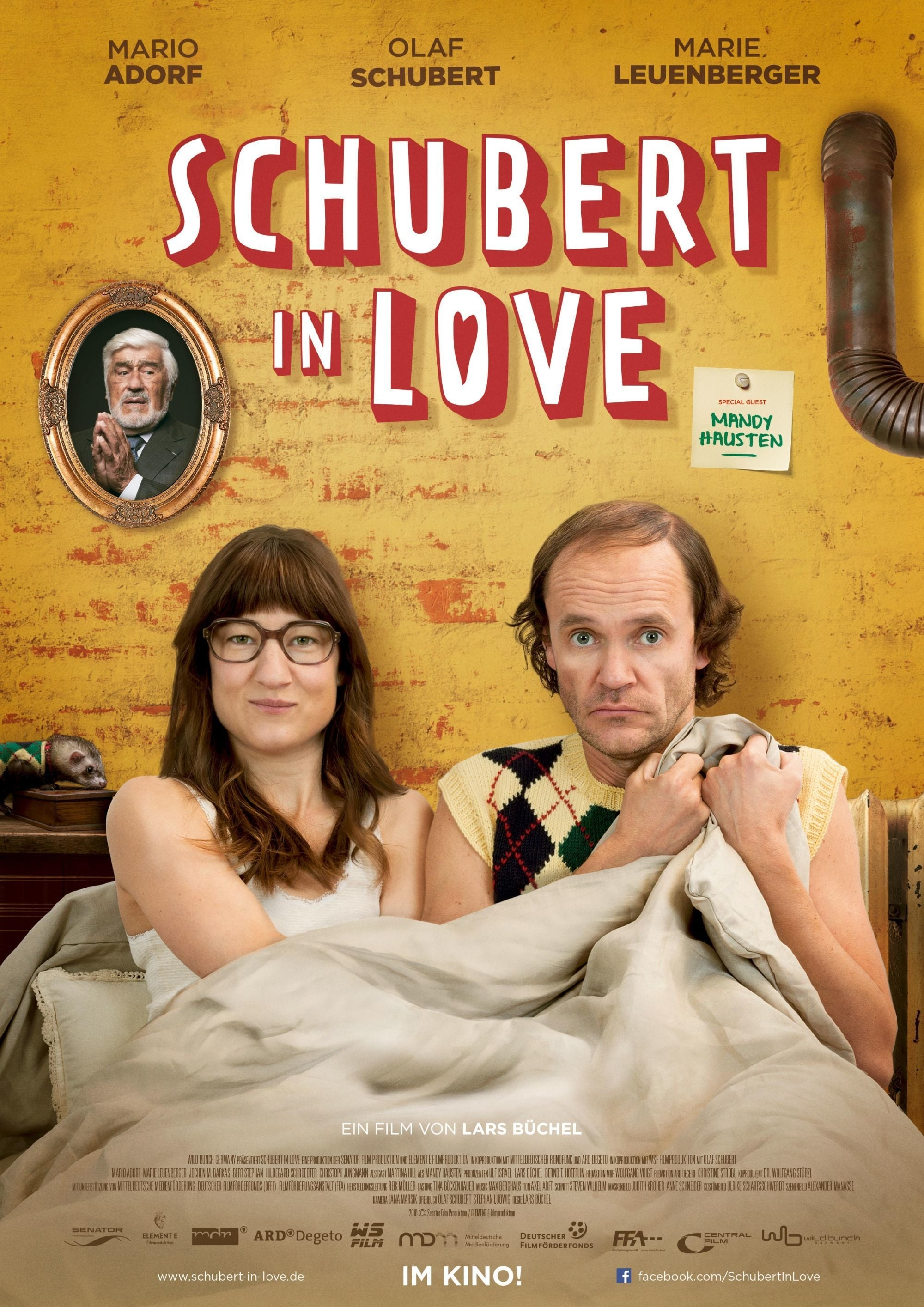 Póster Schubert in Love