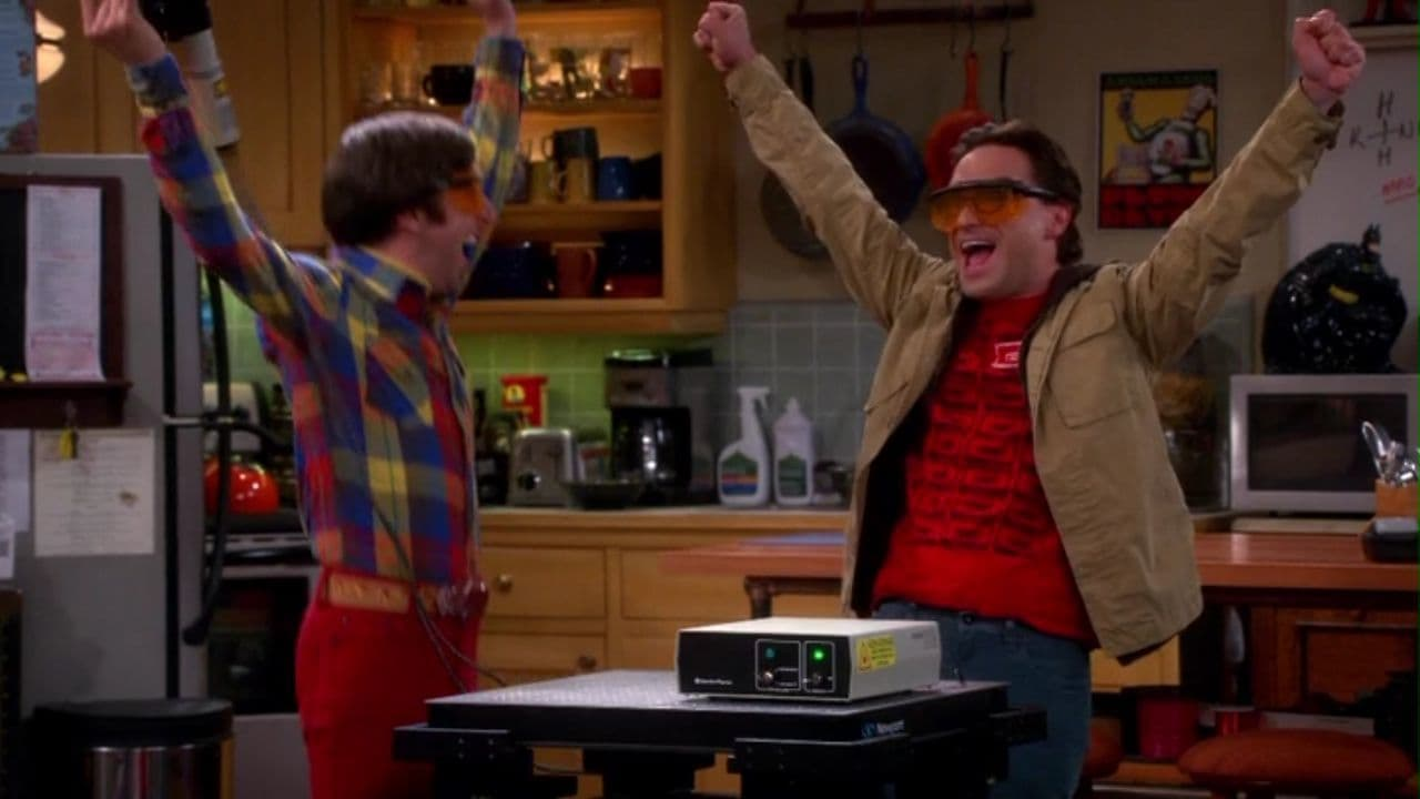 The Big Bang Theory Season 7 :Episode 5  The Workplace Proximity