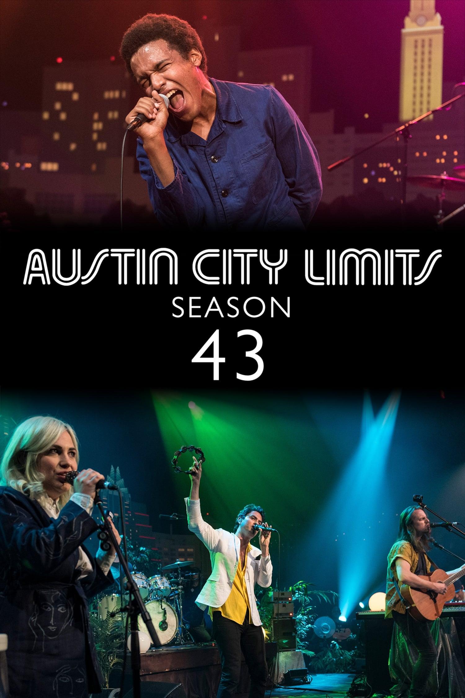 Austin City Limits Season 43