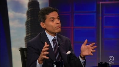 The Daily Show with Trevor Noah Season 16 :Episode 73  Fareed Zakaria