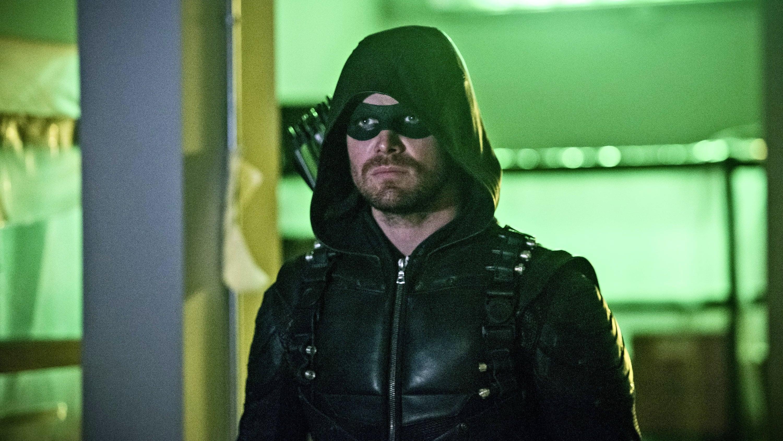 Arrow Season 5 :Episode 3  A Matter of Trust