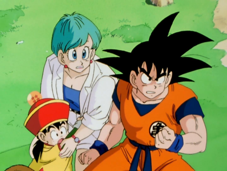 Dragon Ball Z Kai Season 1 :Episode 2  The Enemy is Goku's Brother?! The Secret of the Mighty Saiyan Warriors