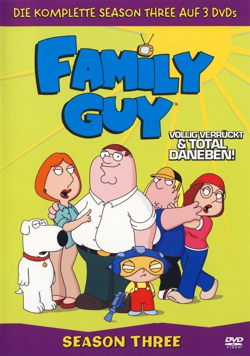 Family Guy Season 3