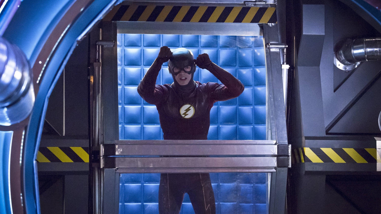 The Flash Season 2 :Episode 16  Trajectory