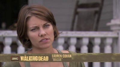 The Walking Dead Season 0 :Episode 18  Inside The Walking Dead: Cherokee Rose