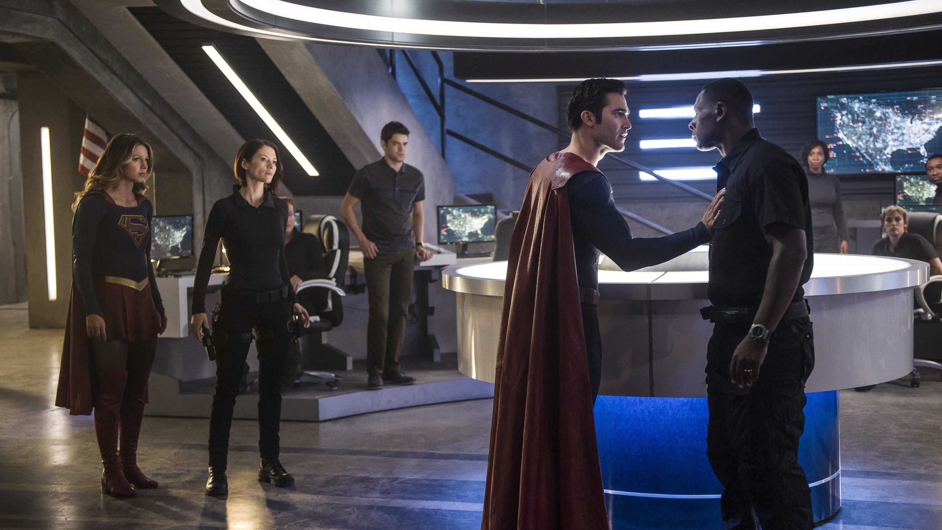 Supergirl Season 2 :Episode 2  The Last Children of Krypton