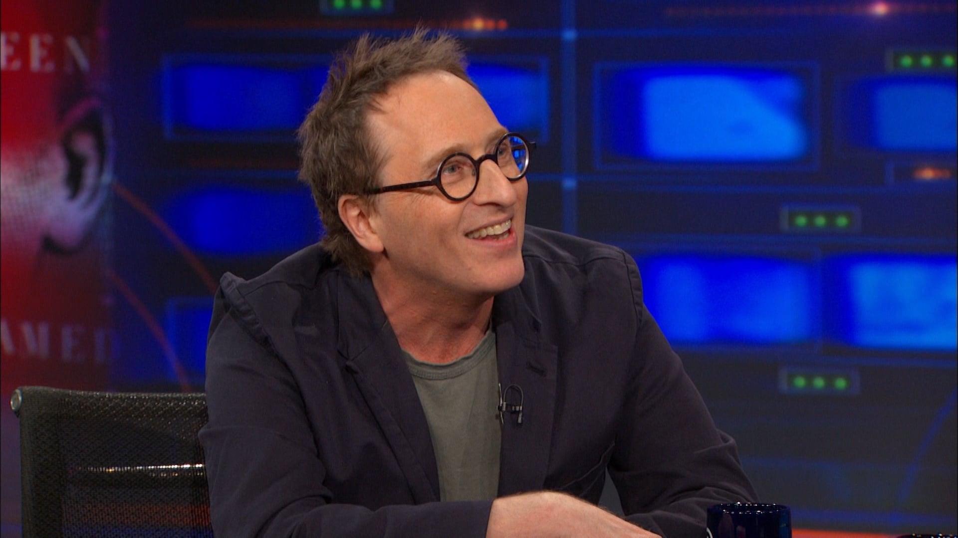 The Daily Show with Trevor Noah Season 20 :Episode 81  Jon Ronson