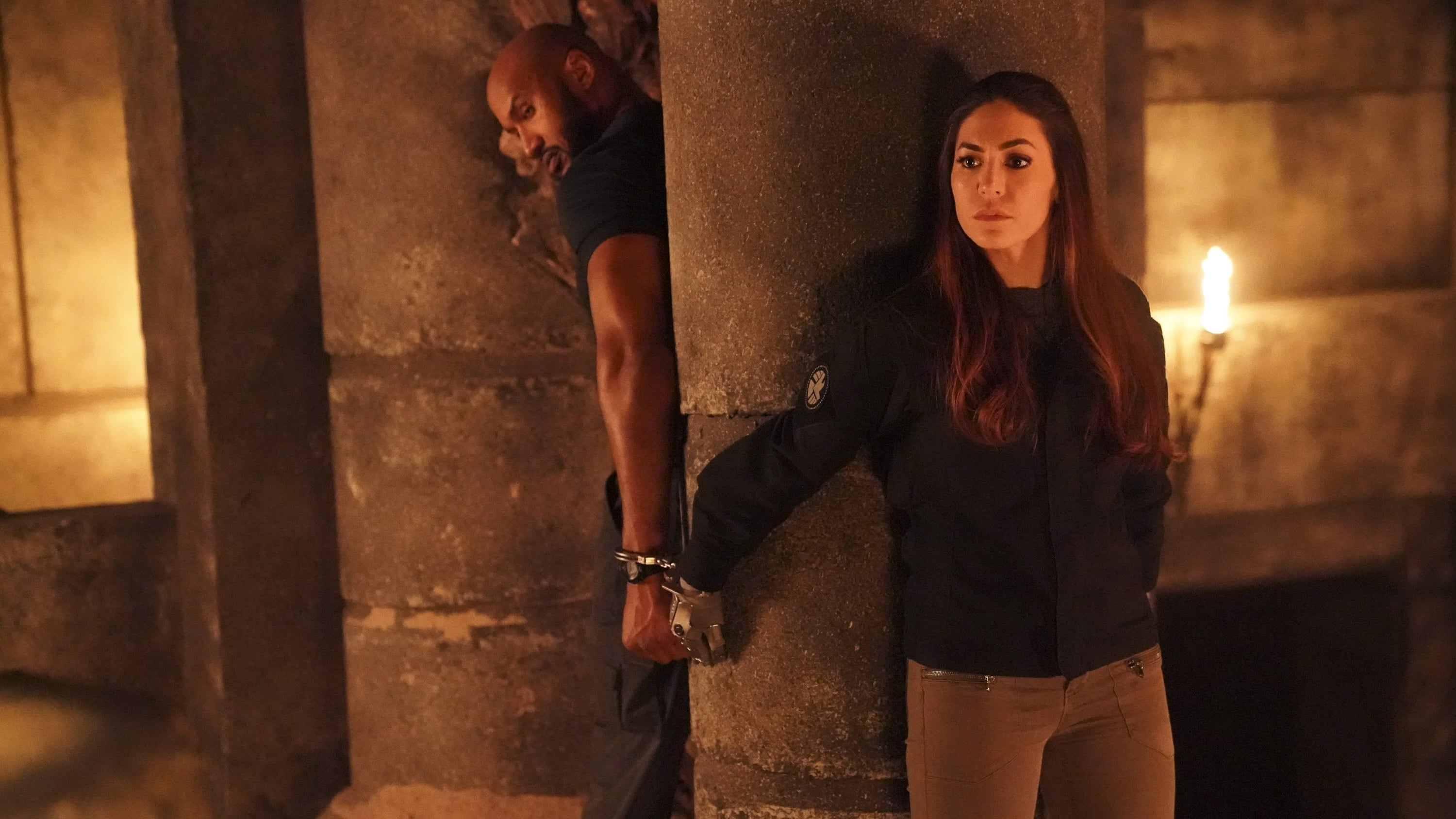Marvel's Agents of S.H.I.E.L.D. Season 6 :Episode 11  From the Ashes
