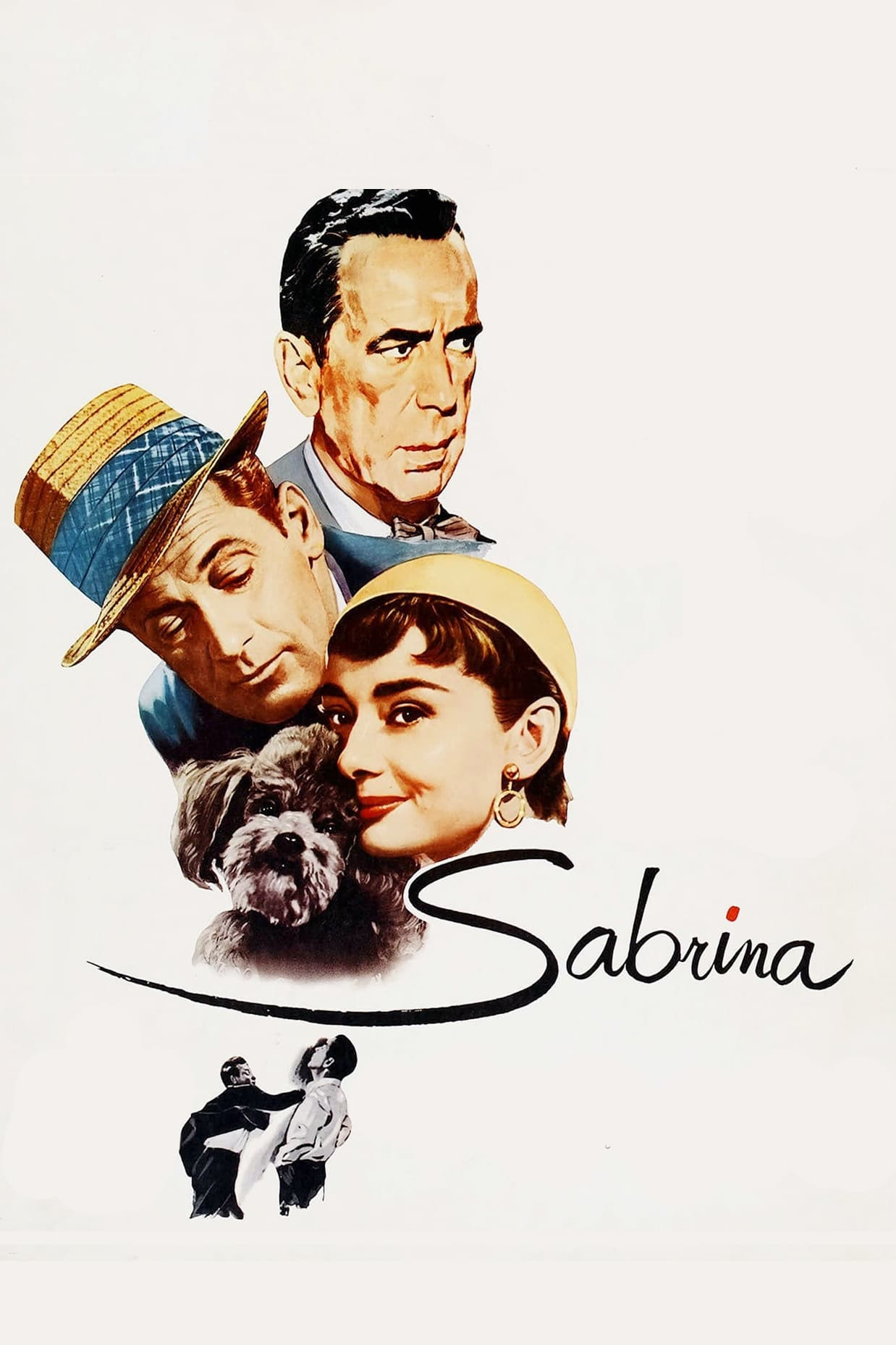 Sabrina (1954) Ganzer Film Deutsch