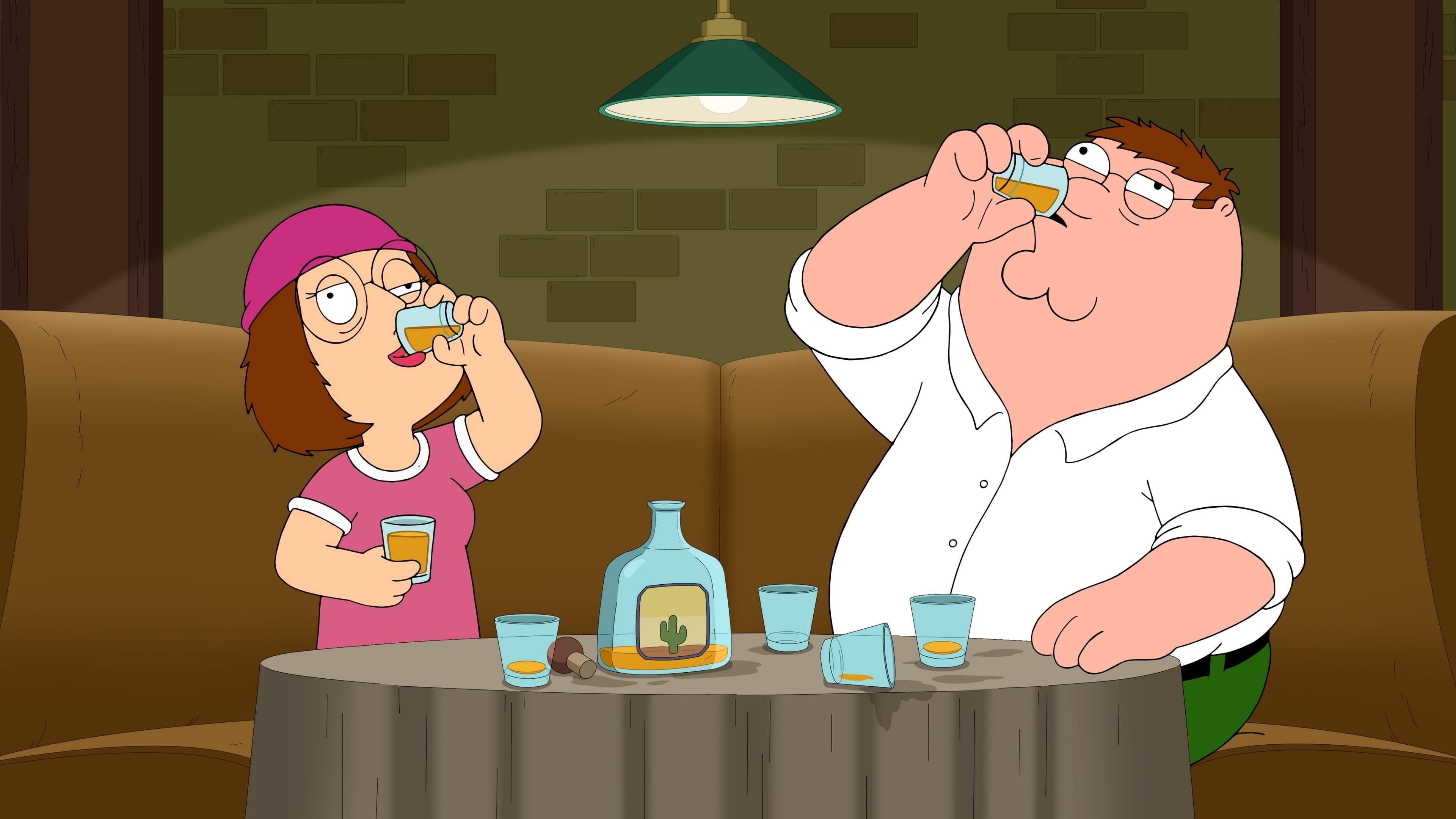 Family Guy Season 16 :Episode 8  Crimes and Meg's Demeanor