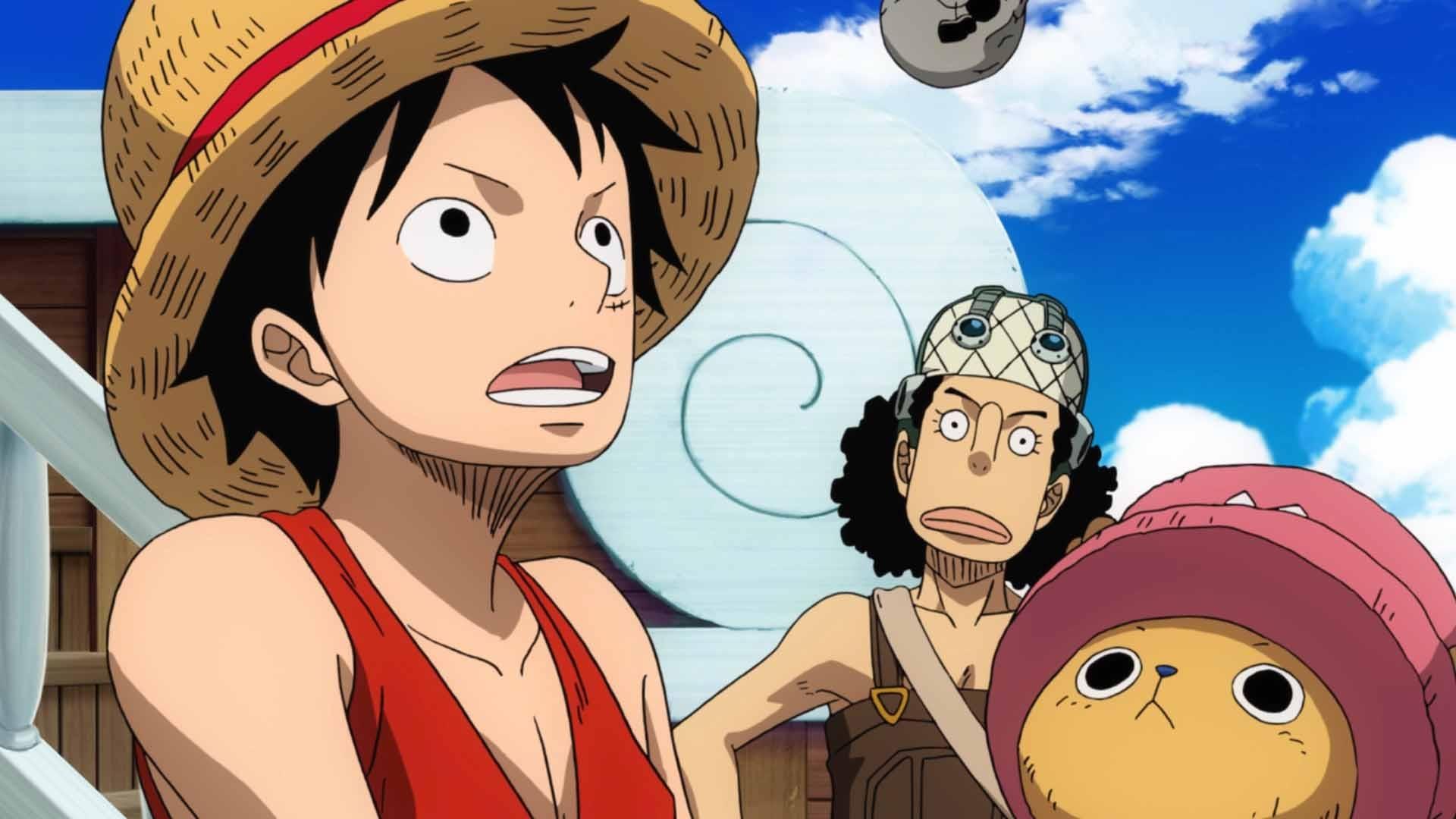 One Piece: Episode of Sky Island