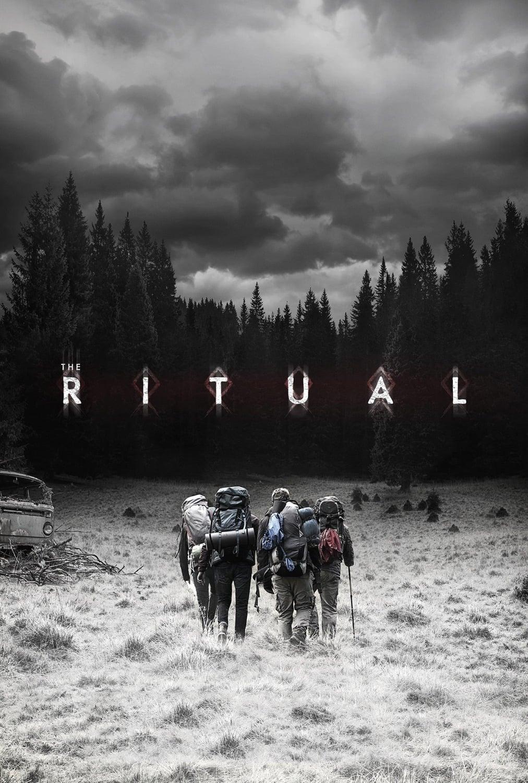 Póster El Ritual