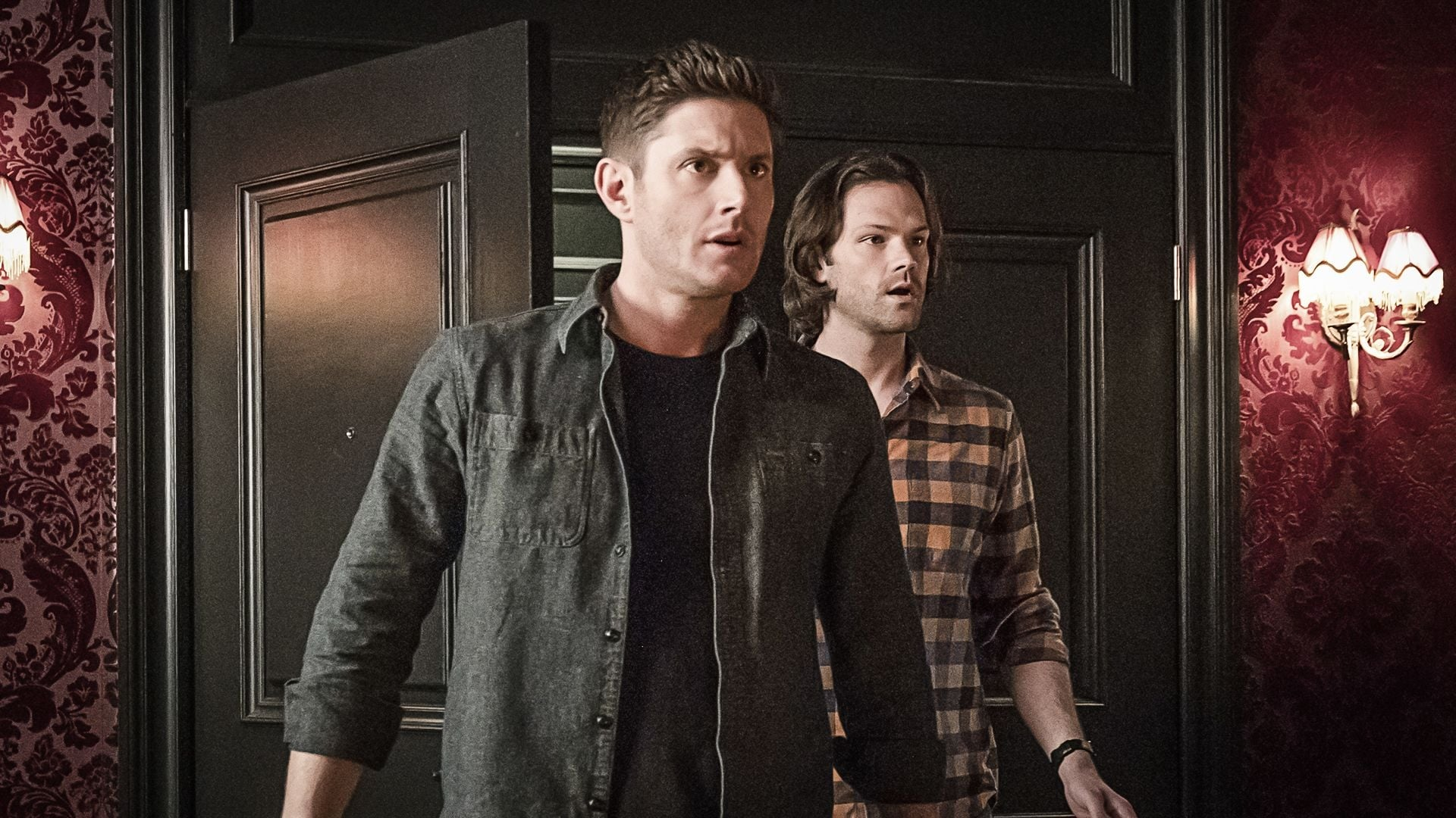 Supernatural Season 14 :Episode 18  Absenz