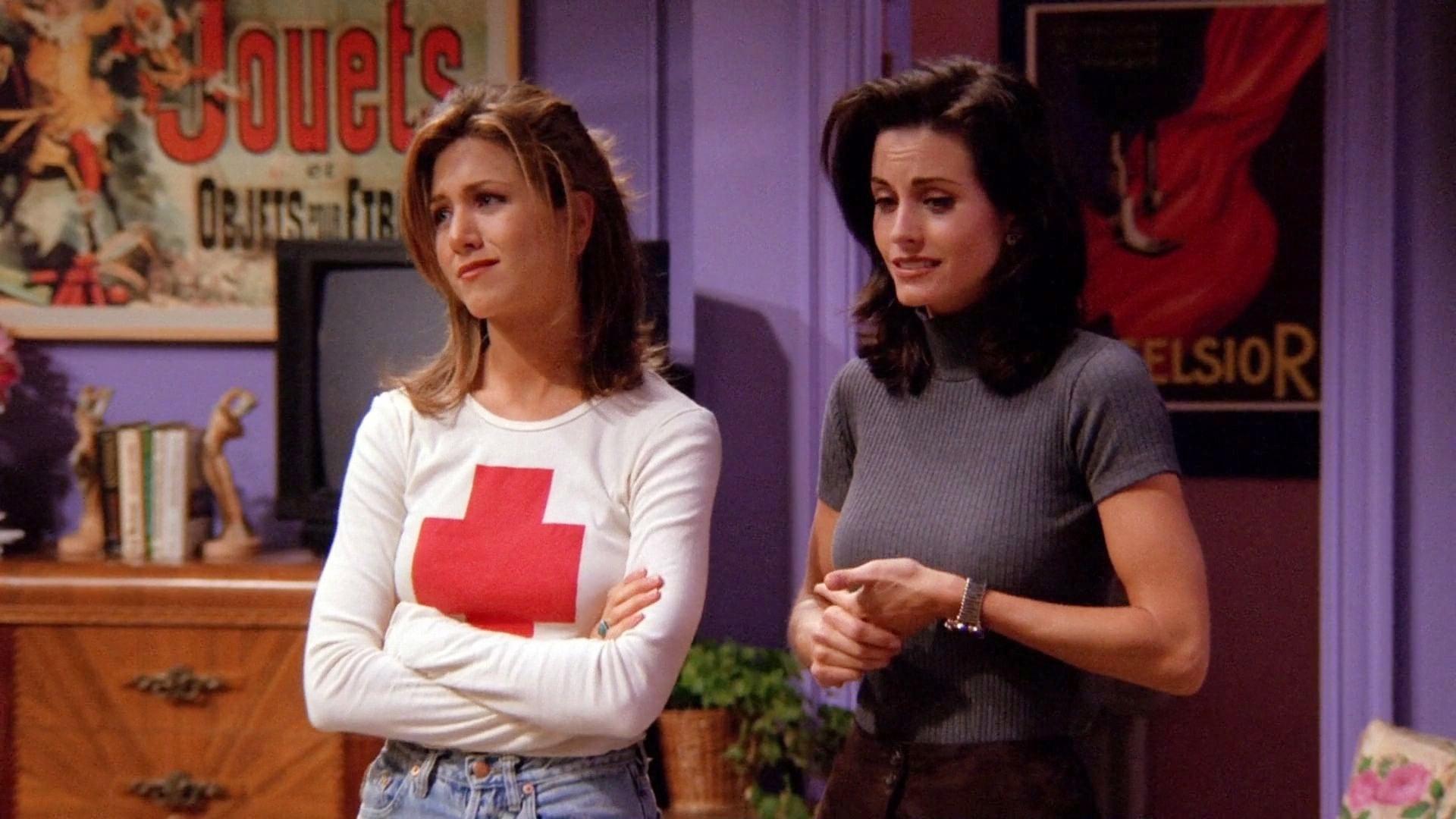 Friends Season 6 :Episode 20  The One with Mac and C.H.E.E.S.E.