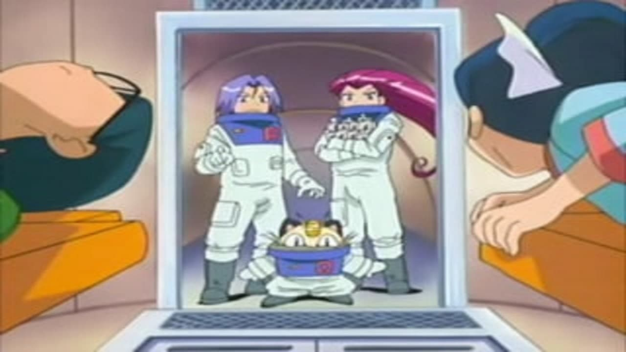 Pokémon Season 8 :Episode 7  It's Still Rocket Roll to Me!