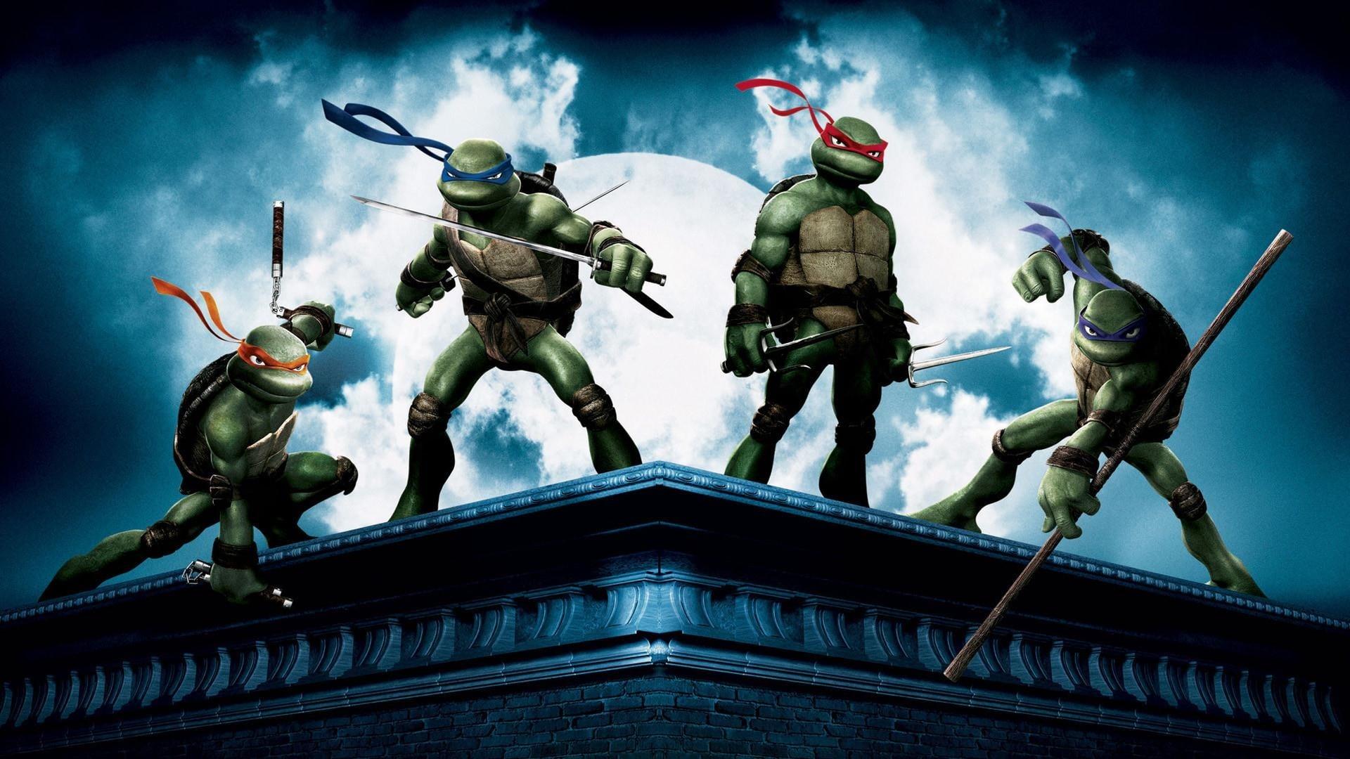 watch Teenage Mutant Ninja Turtles