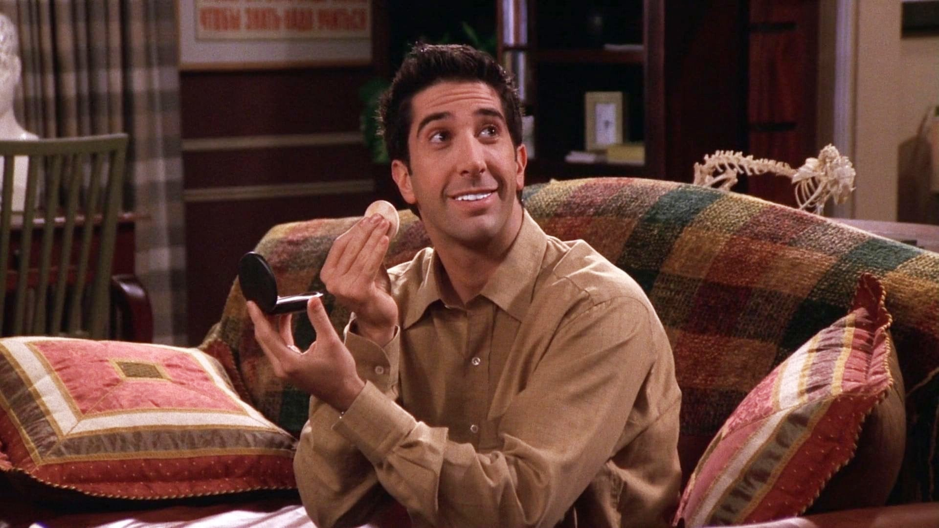 Friends Season 6 :Episode 8  The One with Ross's Teeth